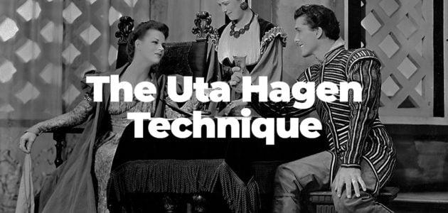 Uta Hagen technique