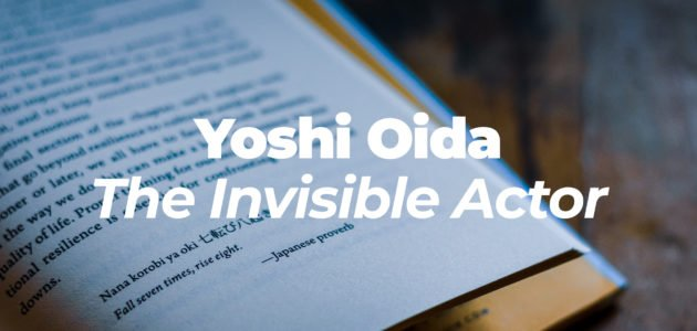 Yoshi Oida The Invisible Actor
