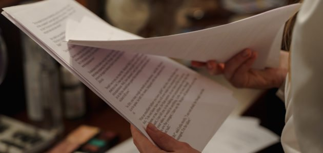 Analyse a Script